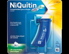 Niquitin Comprimidos para chupar